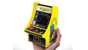 """Dopo 40 anni Pac-Man ritorna: un """"piccolo"""" salto nel passato Il micro player di My Arcade è una dose enorme di nostalgia, in formato mini"""