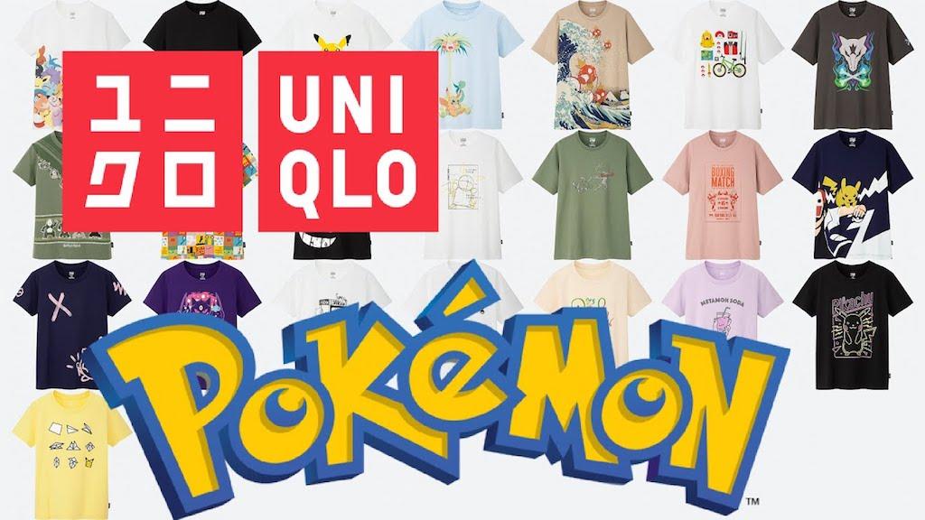 Pokémon Go: le nuove t-shirt Uniqlo in arrivo nello Shop thumbnail