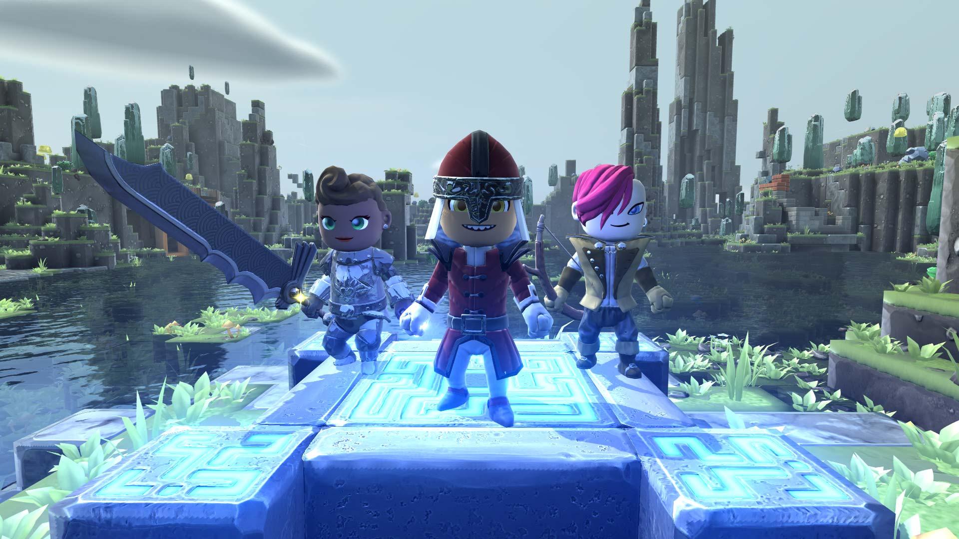 Arriva la Legendary Edition di Portal Knights thumbnail
