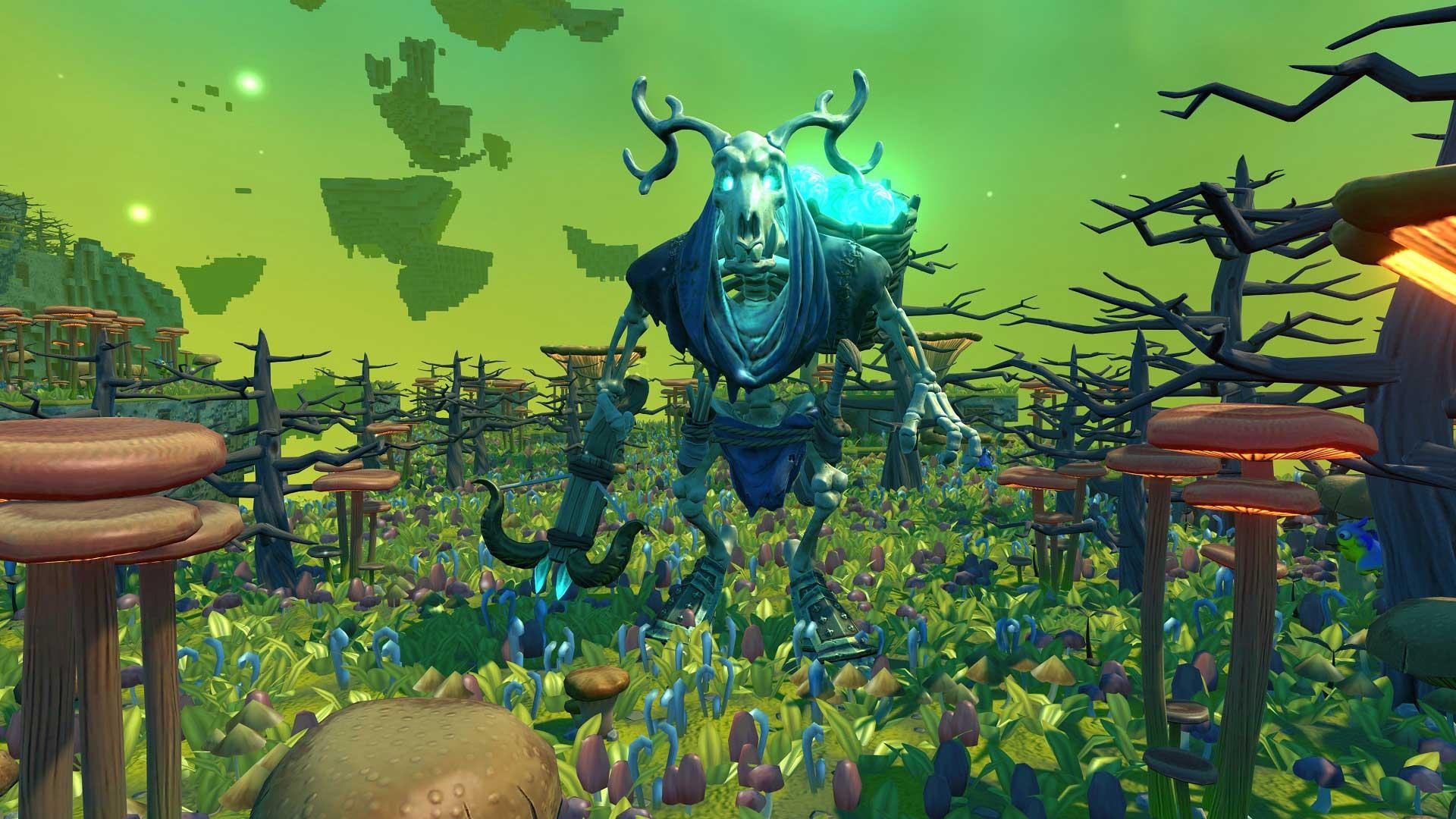 Portal Knights Legendary Edition boss