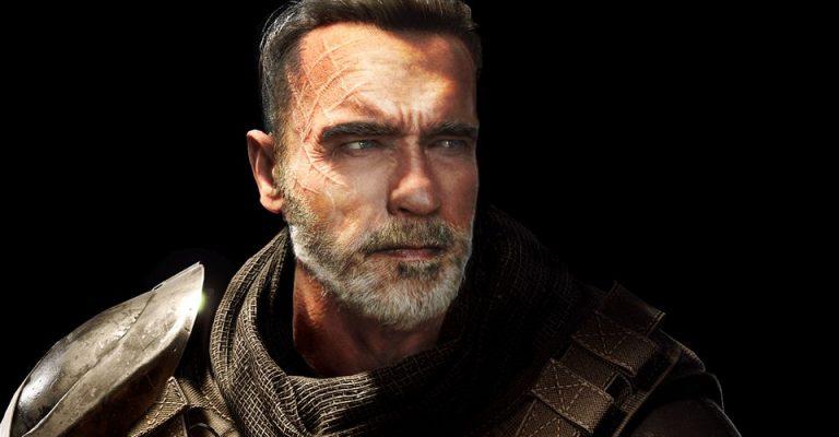 Predator Hunting Grounds Arnold Schwarzenegger