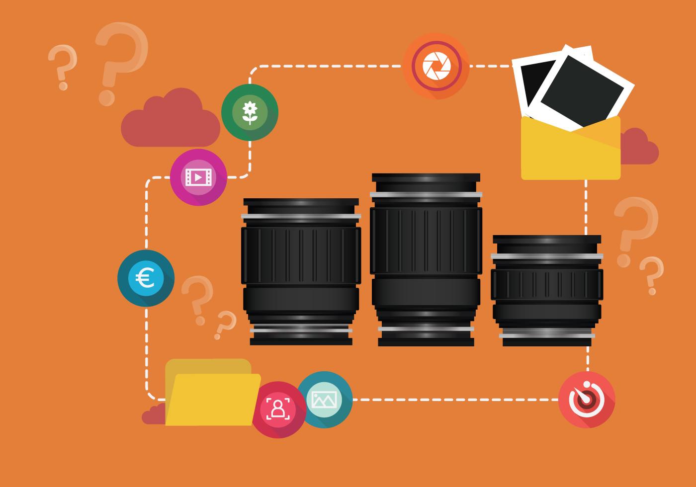 Come scegliere l'obiettivo giusto per la tua fotocamera thumbnail