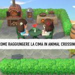 Quarto livello in Animal Crossing