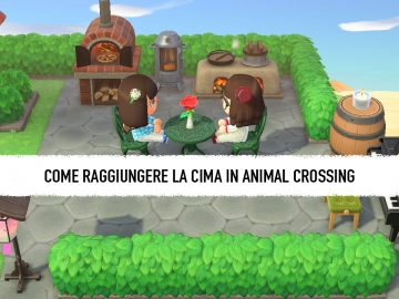 Quarto livello in Animal Crossing