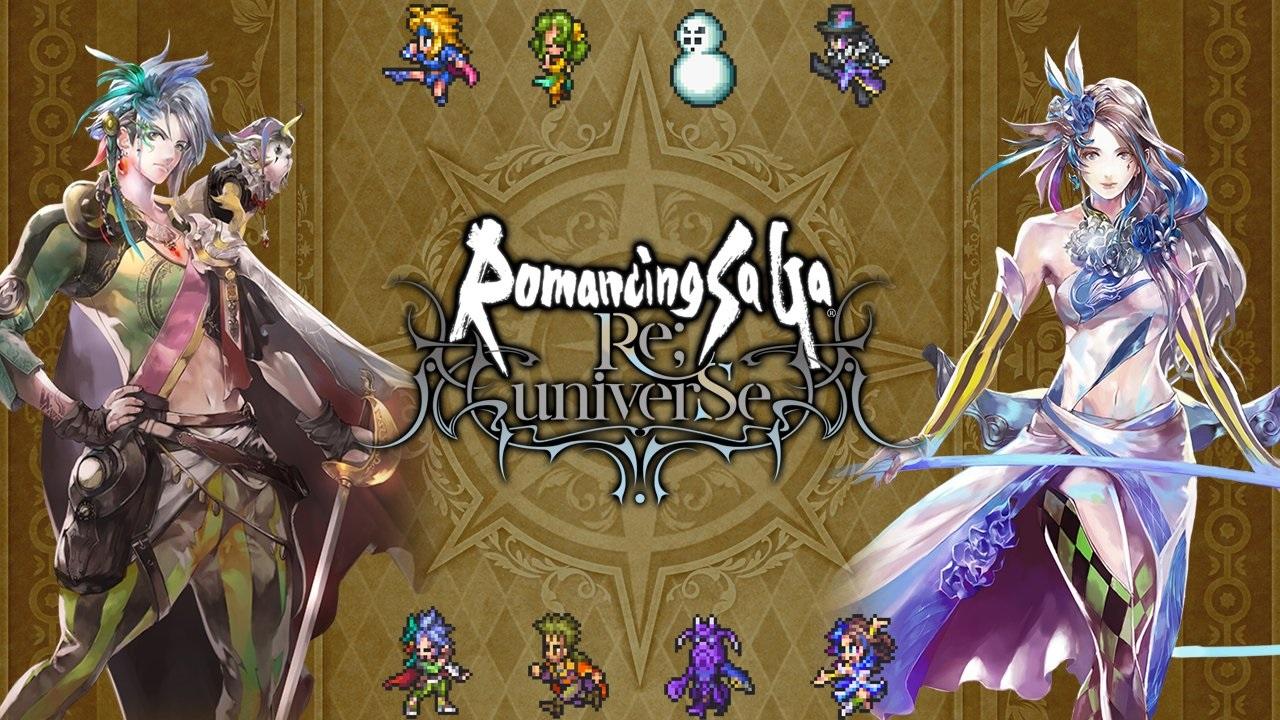 Square Enix apre le pre-registrazioni per Romancing SaGa Re: univerSe thumbnail