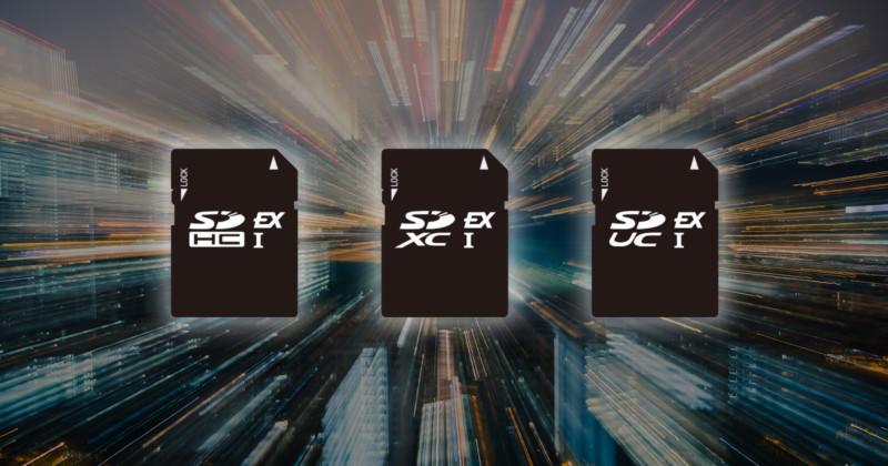 Le memory card SD Express 8.0 viaggiano a 4 GB al secondo thumbnail