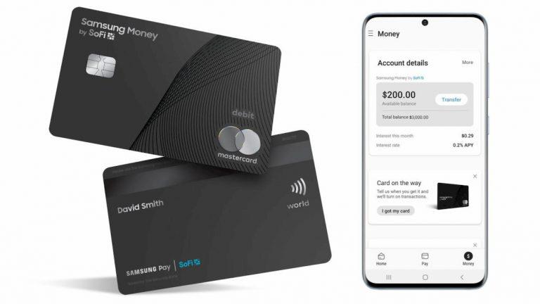Samsung Money carta