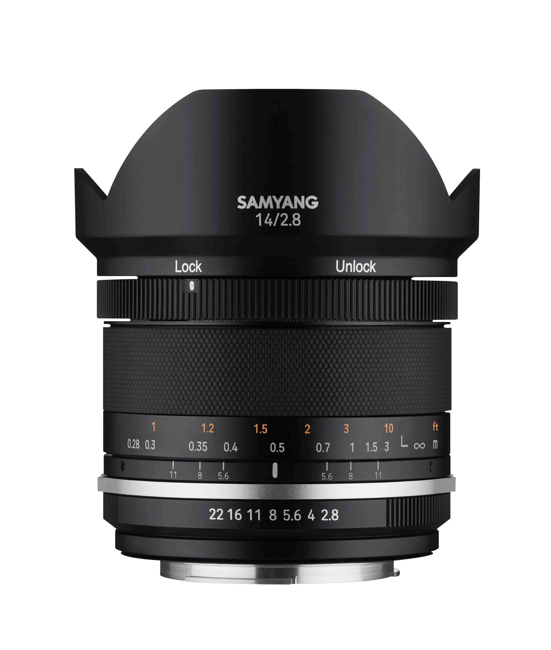 Samyang MF 14mm F2.8 Renewal