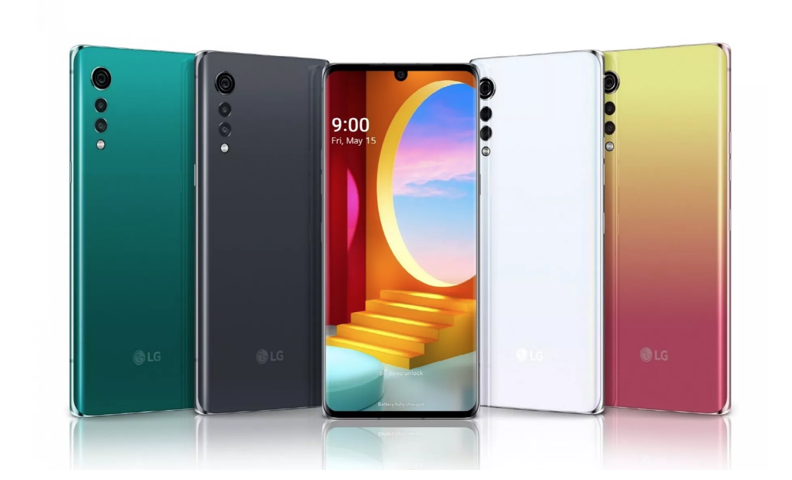 LG Velvet ufficiale: caratteristiche e prezzo thumbnail