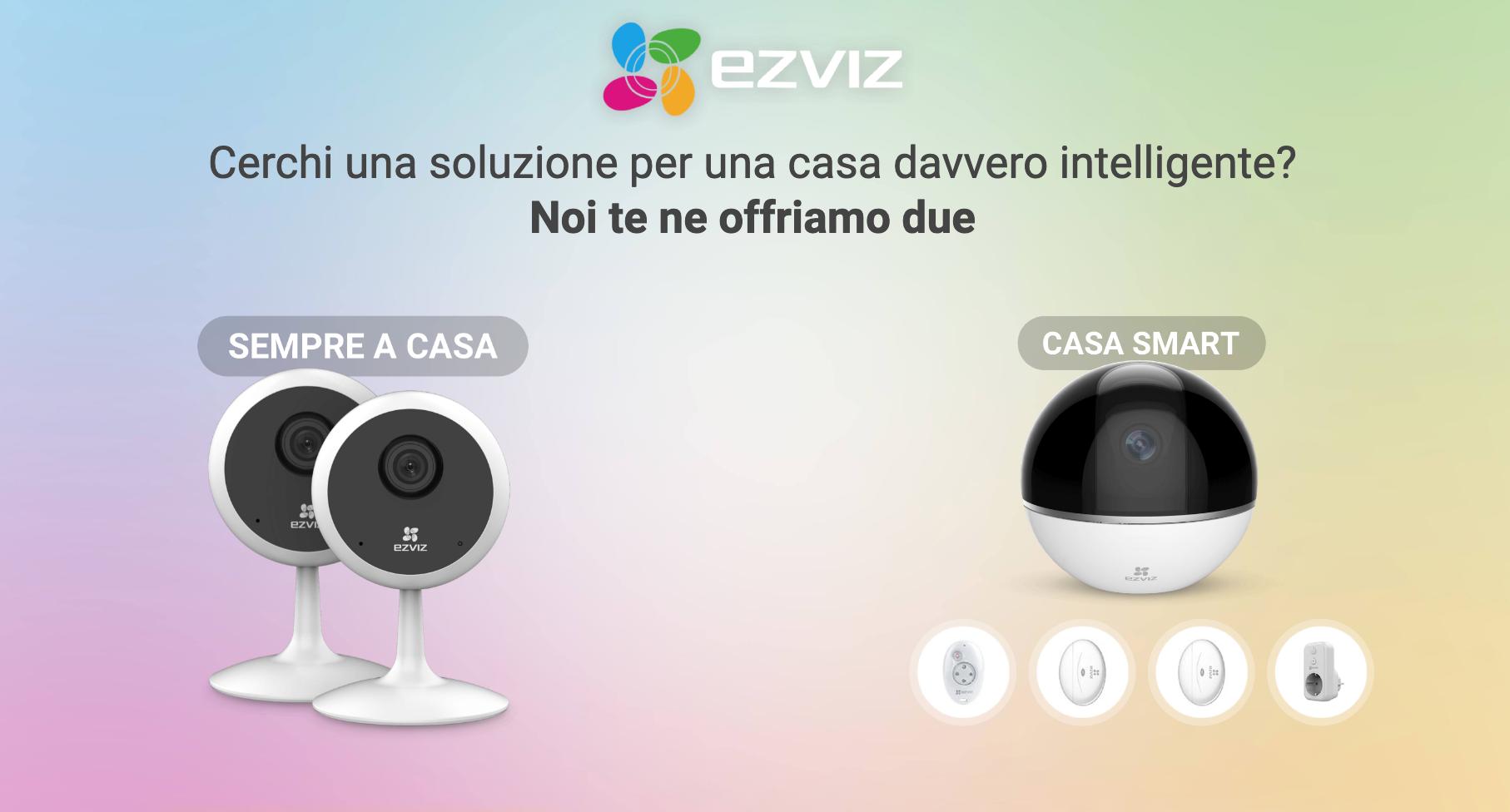 Fastweb: nuove soluzioni per la Smart Home e la sicurezza thumbnail