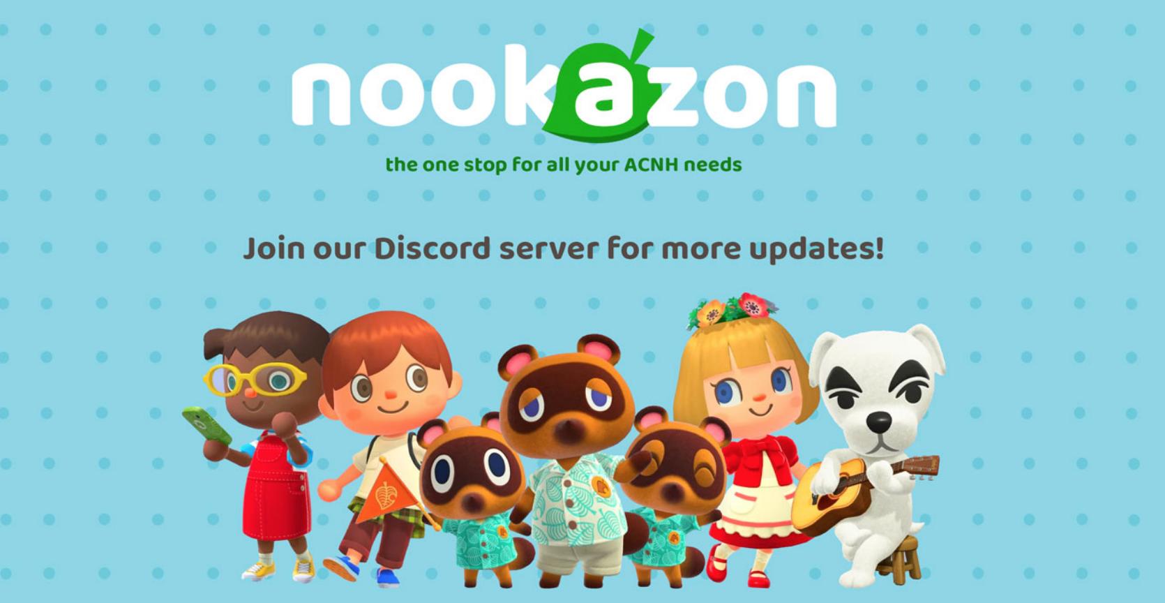 Nookazon, attenti alle truffe nel mercatino di Animal Crossing thumbnail