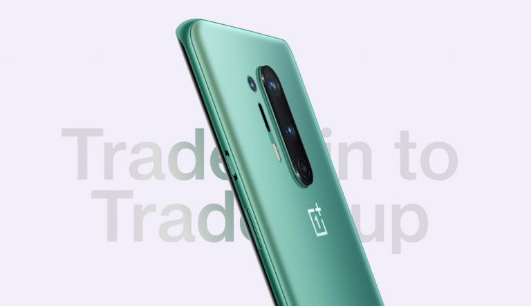 oneplus trade-in permuta
