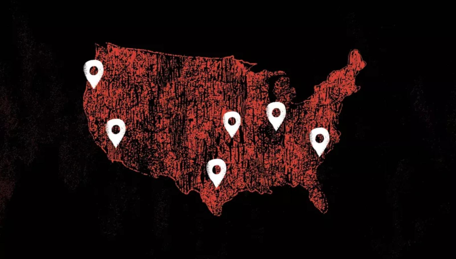 Problemi con l'app di tracciamento contagi del Nord Dakota thumbnail