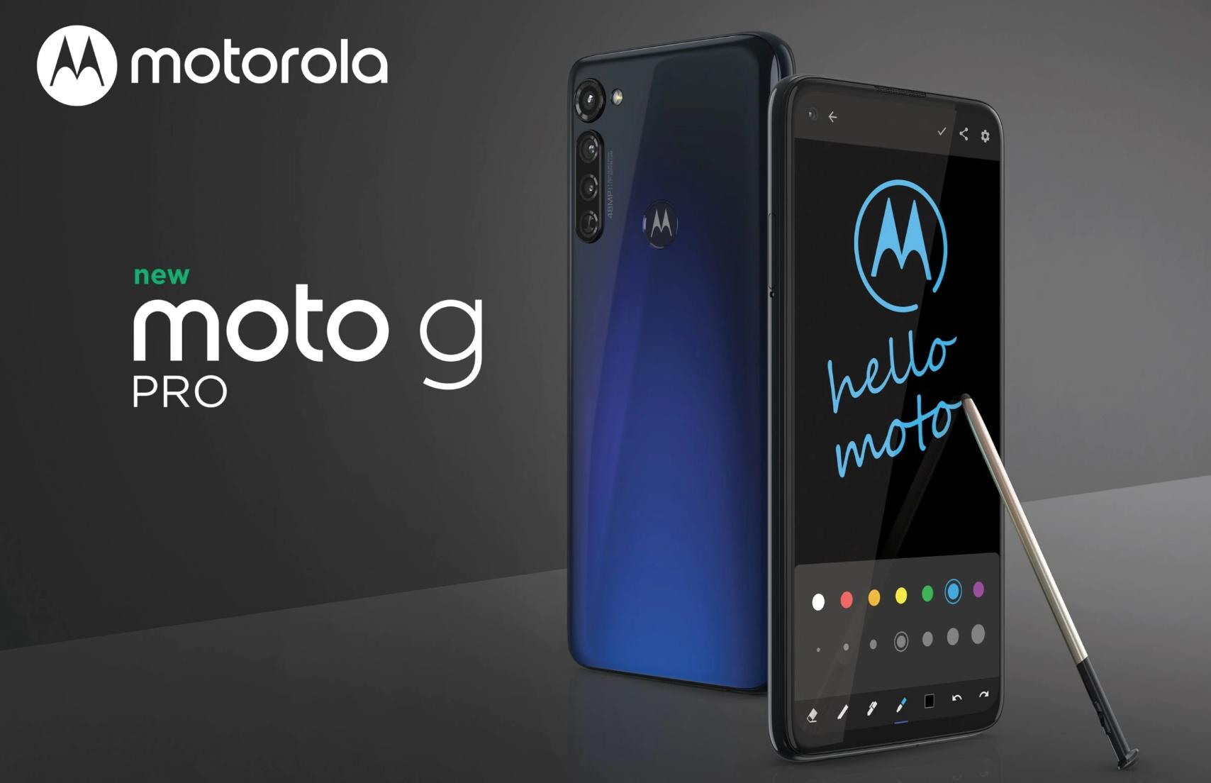 Motorola Moto G Pro ufficiale: pennino ed Android One ad un ottimo prezzo thumbnail