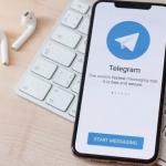 telegram reactions