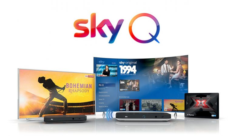 Sky Q: che cos'è, come funziona e quanto costa