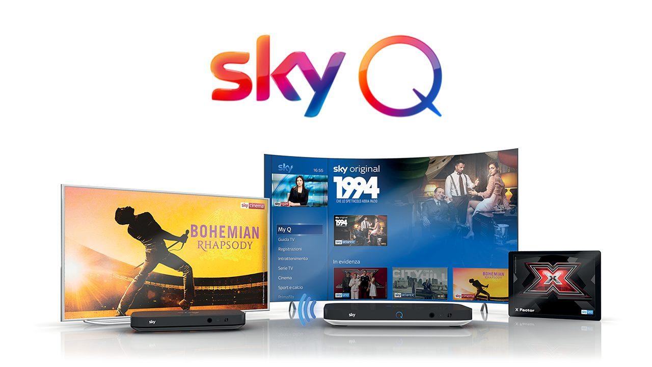 Sky Q: che cos'è, come funziona e quanto costa thumbnail