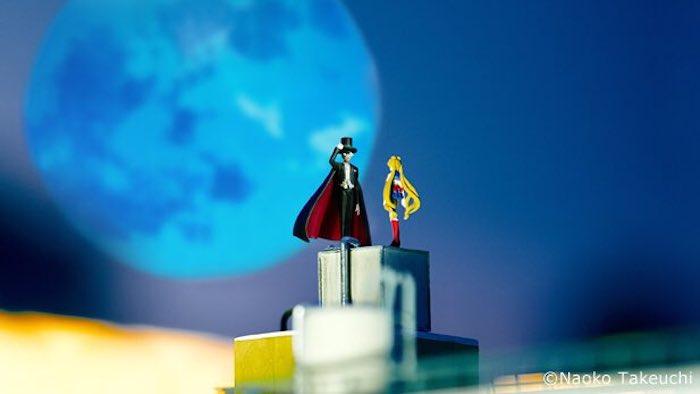 Small Worlds Tokyo: il parco ospita il mondo in miniatura di Sailor Moon thumbnail
