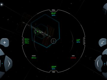 SpaceX simulatore Crew Dragon copertina