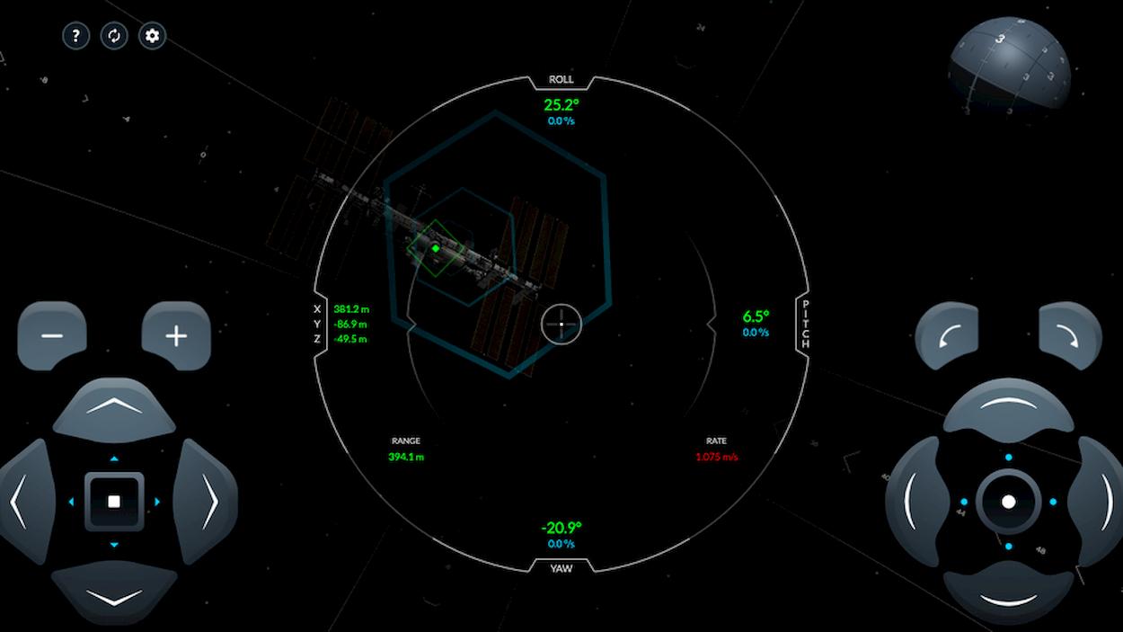Con il simulatore di attracco di SpaceX anche tu puoi essere un astronauta thumbnail
