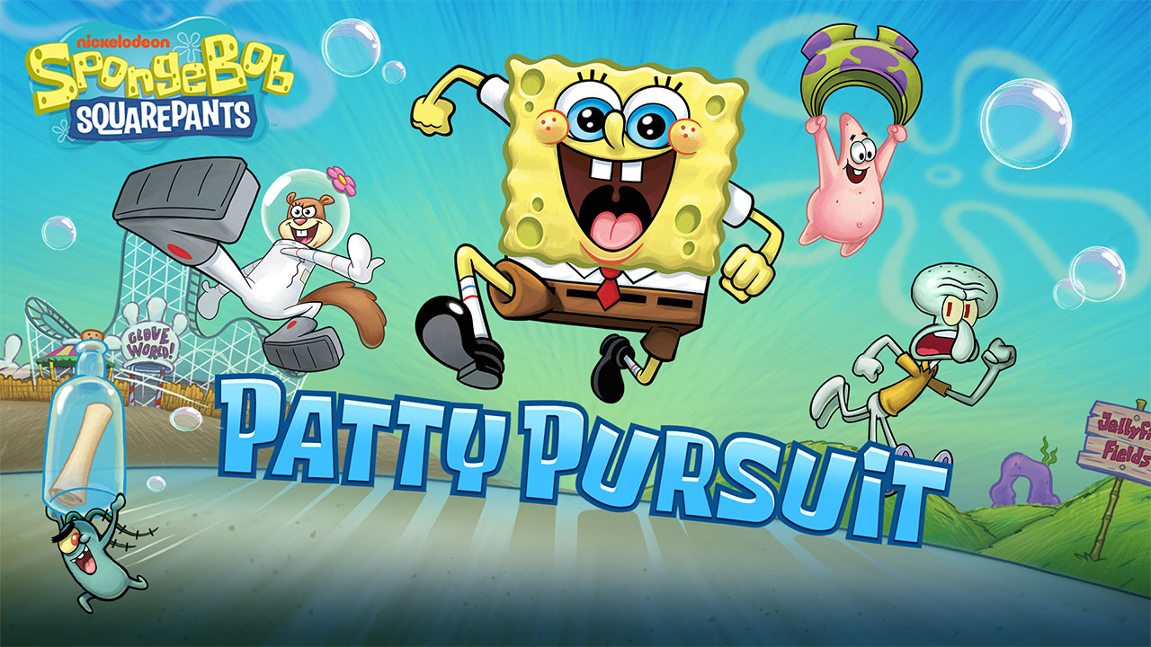 L'Assalto al Patty di SpongeBob arriva oggi su iPhone e iPad thumbnail