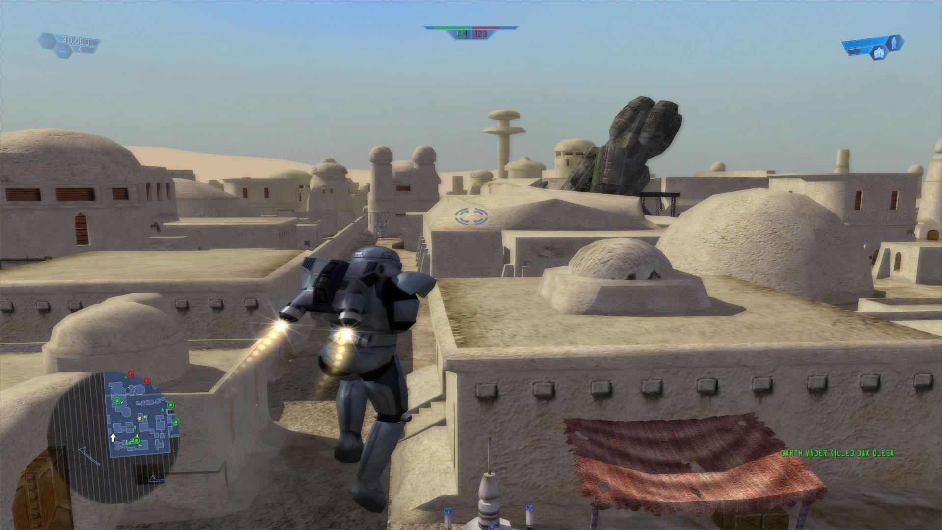 Star Wars Battlefront è stato aggiornato: diamo il benvenuto al multiplayer online thumbnail