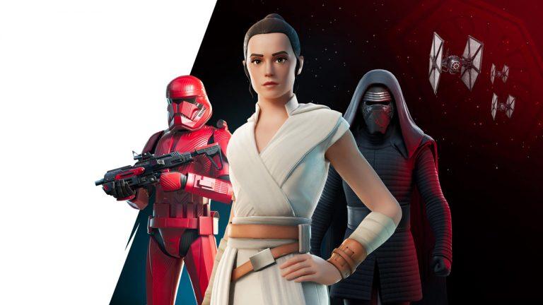 Star wars fortnite 4 maggio