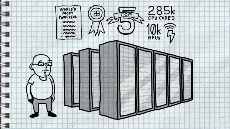 Supercomputer Microsoft
