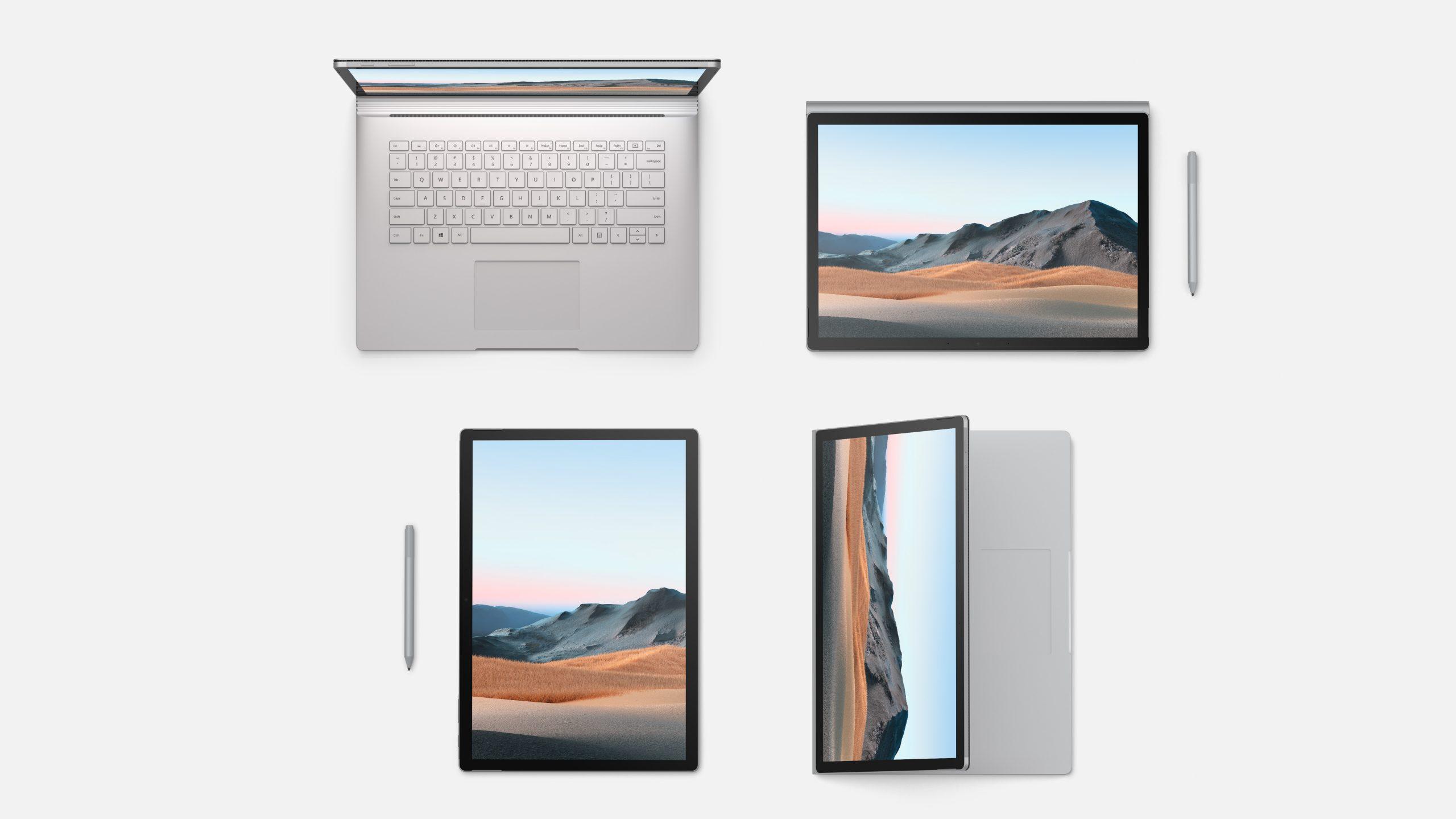 Microsoft annuncia i nuovi Surface Go 2 e Surface Book 3 thumbnail