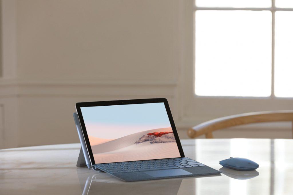 migliori pc scuola Surface Go 2