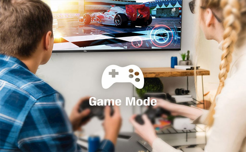 TCL C71 C81 game mode