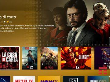 TIMVISION Netflix offerta