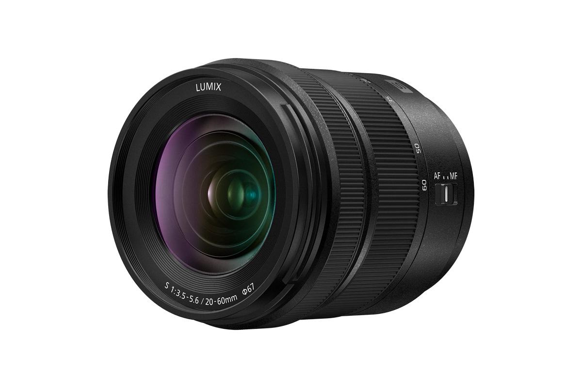 Lumix S 20-60mm f/3,5-5,6: caratteristiche e prezzo del nuovo obiettivo thumbnail