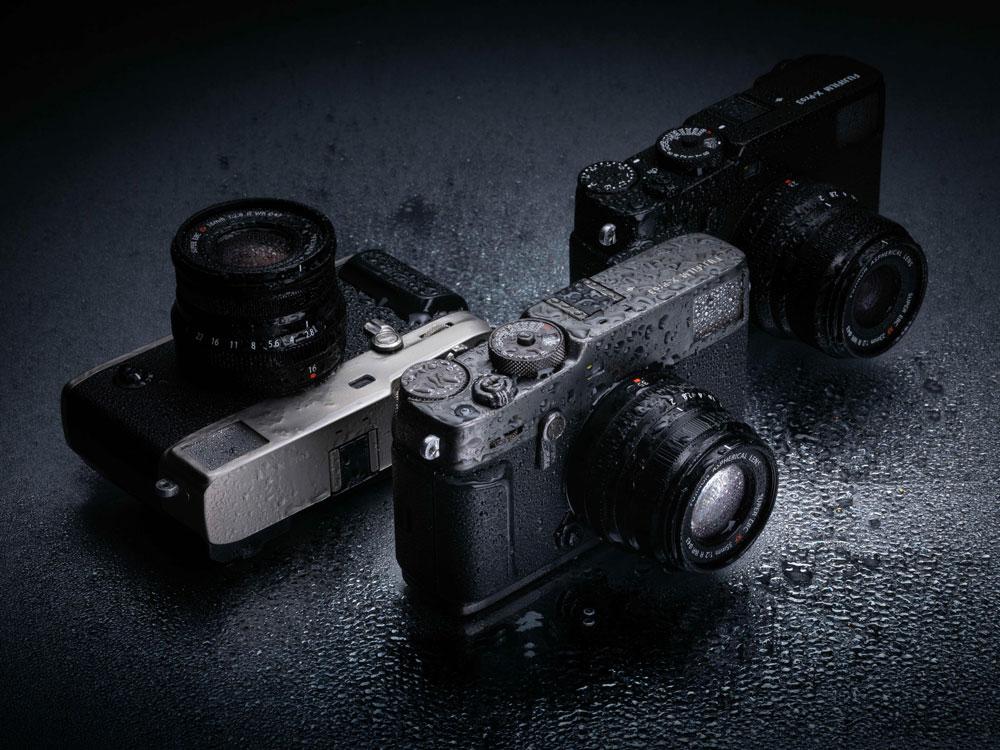 scegliere la fotocamera