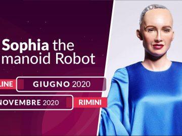 WMF 2020 robot sophia