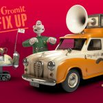 Wallace Gromit gioco realtà aumentata The Big Fix Up
