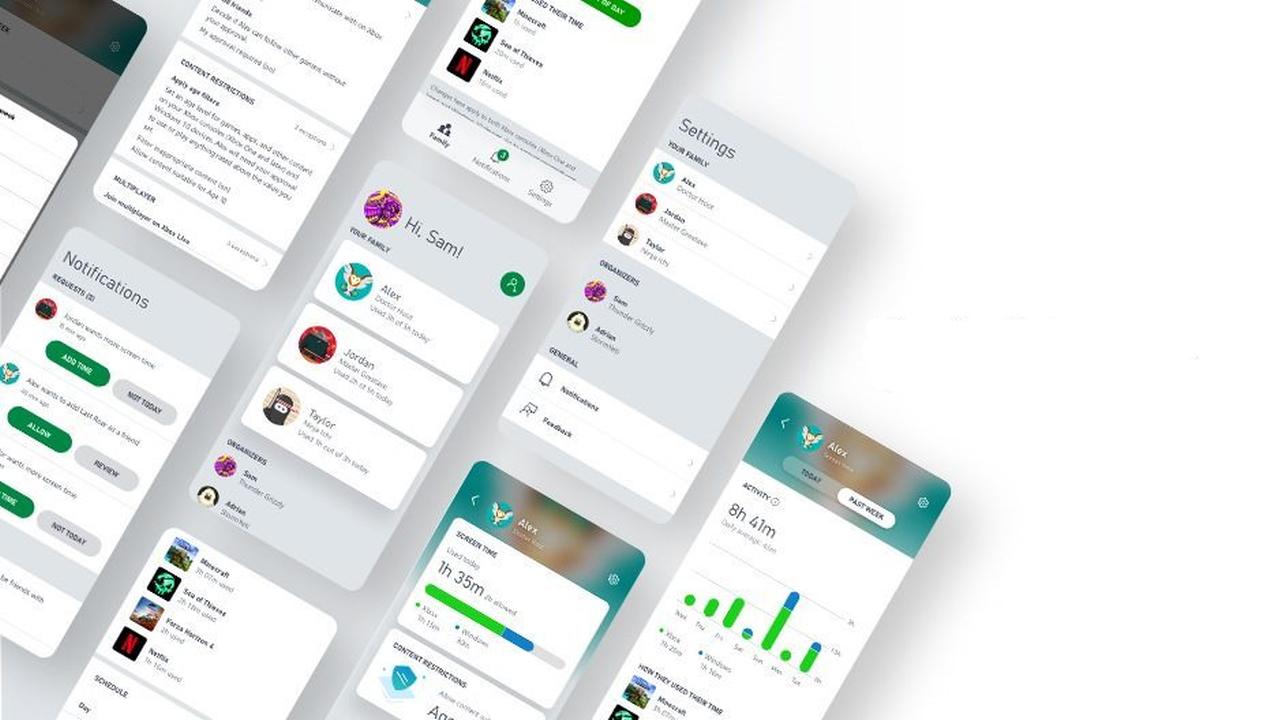 Arriva Xbox Family Settings, l'App per monitorare le attività dei più piccoli thumbnail