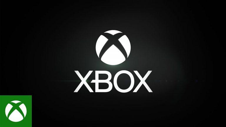 Xbox Series X schermata di avvio