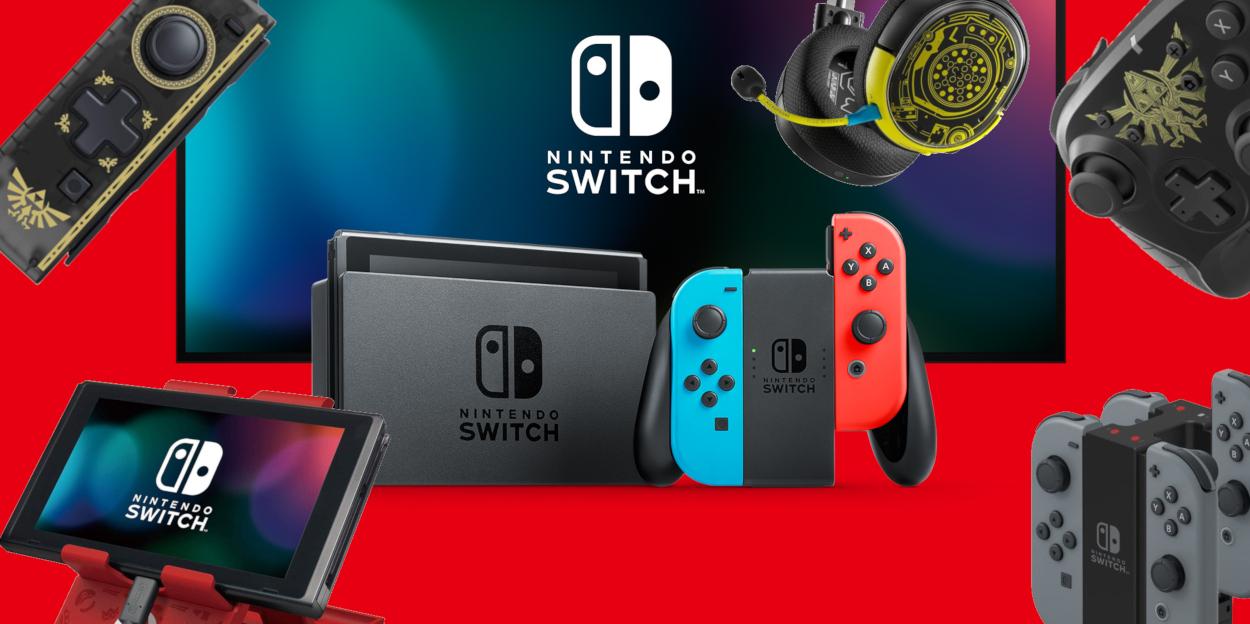 Gli accessori per Nintendo Switch di cui non potrai fare più a meno thumbnail