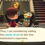 animal crossing new horizons leonardo da vinci