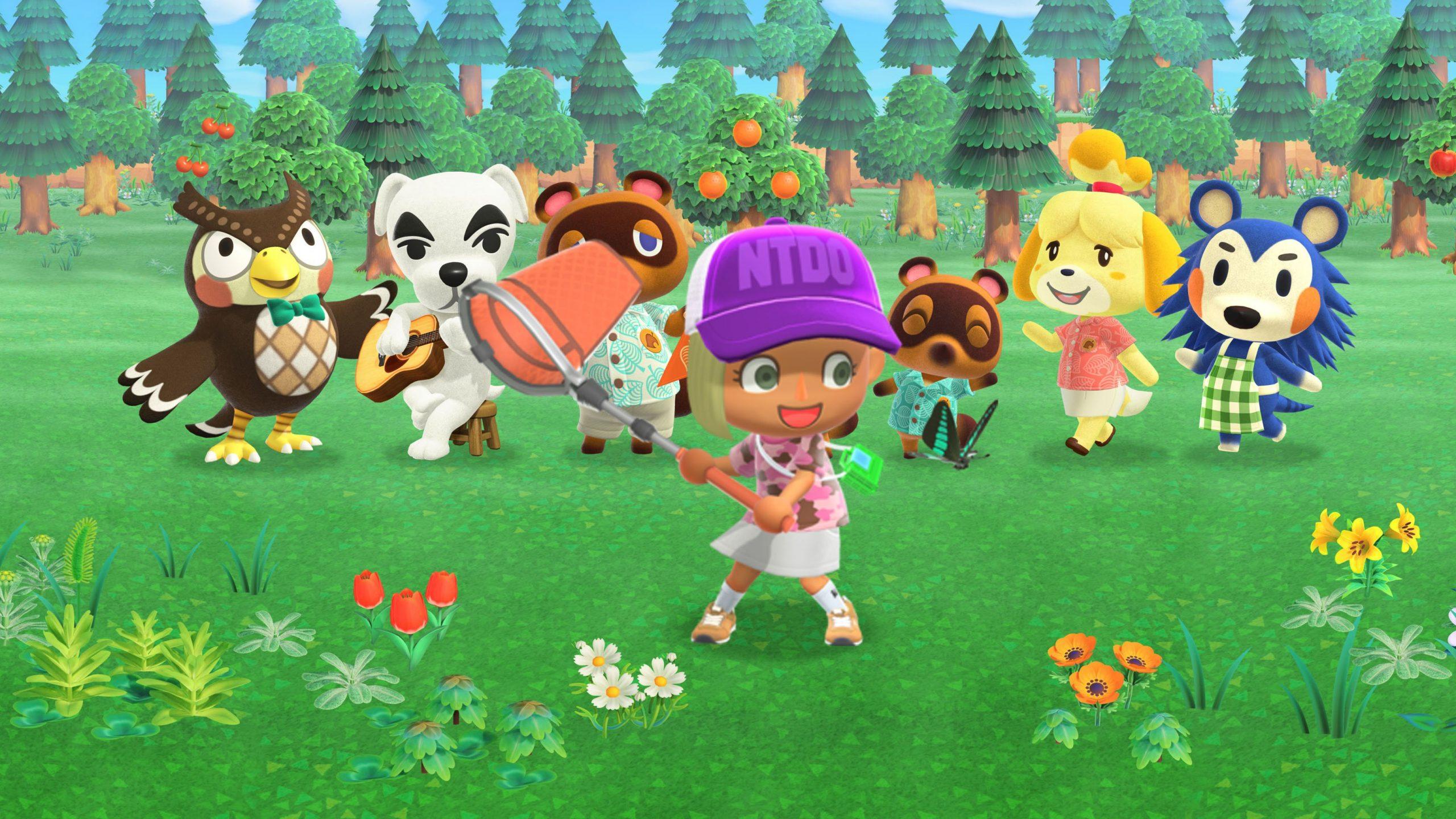 Animal Crossing si trasforma in Brooklyn 99 thumbnail