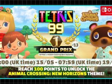 animal crossing tetris grand prix