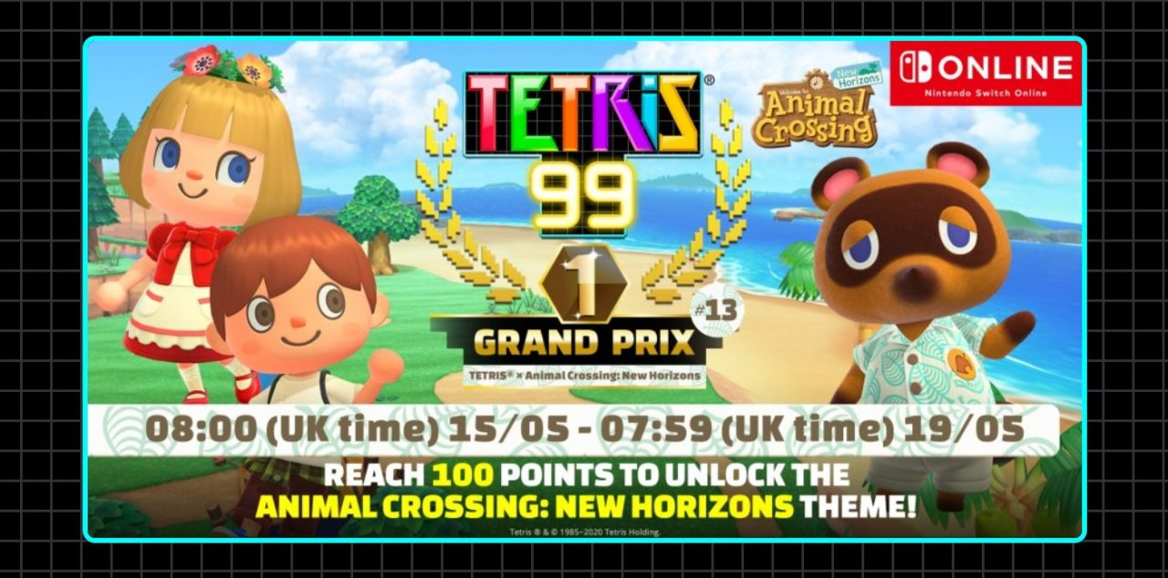 Quando Tetris incontra Animal Crossing thumbnail