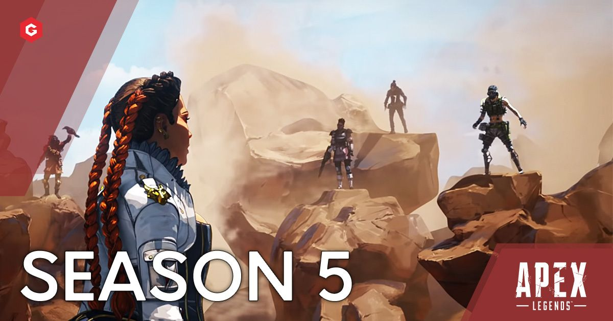 Tutte le novità della stagione 5 di Apex Legends thumbnail