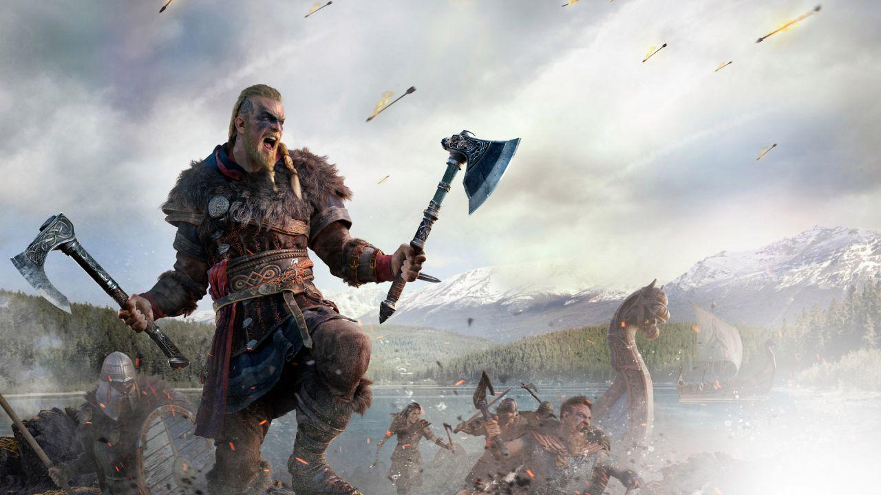 Assassin's Creed Valhalla avrà la mappa più grande di quella di Odyssey thumbnail
