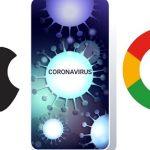coronavirus apple google