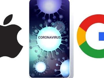 coronavirus apple google