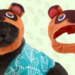 costume gatto Tom Nook