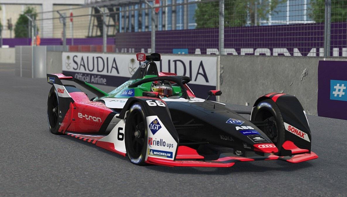 Il pilota di Formula E, Daniel Abt, squalificato per aver barato thumbnail