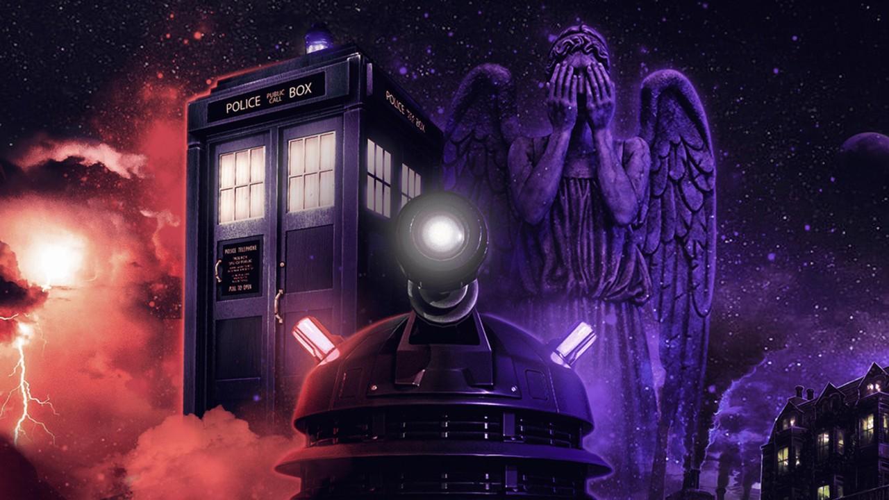 Doctor Who arriverà su console. Pronti a salire sul TARDIS? thumbnail
